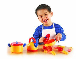 Learning Resources Pretend & Play Cooking Set