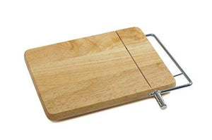 "Norpro 10"" Wood Cheese Slicer 7490"