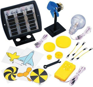 Elenco Solar Deluxe Educational Kit