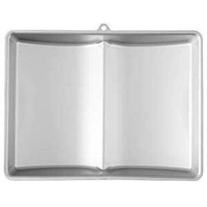 Wilton Aluminum Three Mix Book Pan