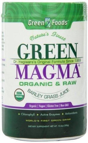 Green Foods Green Magma, 10.6 Ounce