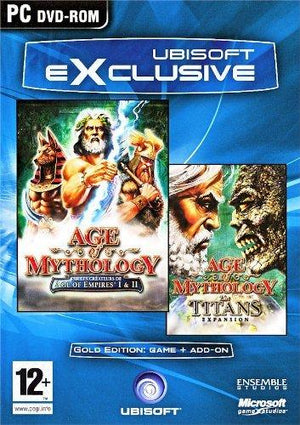 Microsoft Age Of Mythology Gold Edition - Pc