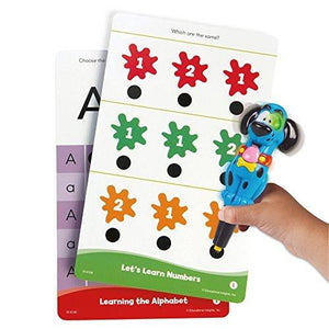 Educational Insights Hot Dots Jr Getting Ready For School