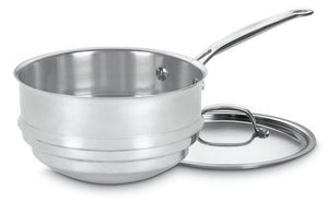 Cuisinart 7111-20 Chef S Classic Stainless Universal Double Boiler With Cover