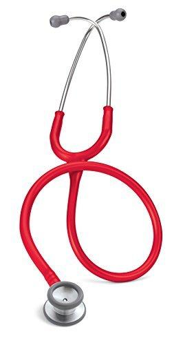 3M Littmann Classic Ii Pediatric Stethoscope - Red Tube 28 Inch 2113R