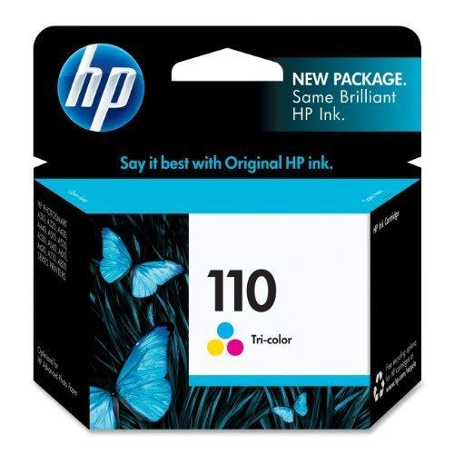 Hp 110 Tri-Color Original Ink Cartridge (Cb304An)