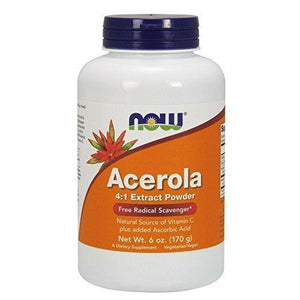Now Foods Acerola Powder,6-Ounce