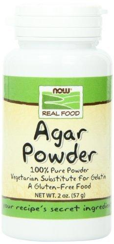 Now Foods Agar Powder - Pure - 2 Ounce Bottle