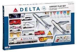 Daron Delta 25Pc. Airport Play Set