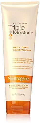 Neutrogena Triple Moisture Daily Deep Conditioner, 8.5 Ounce