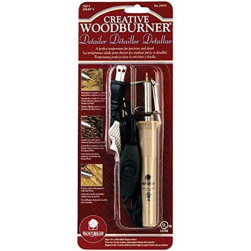 Walnut Hollow Creative Woodburner Detailer For Woodburning Fine Detail On Arts & Crafts Projects