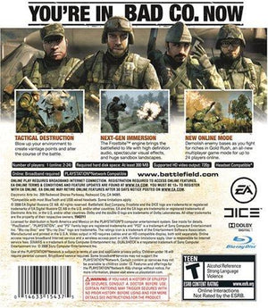 Electronic Arts Battlefield: Bad Company - Playstation 3