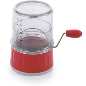 Progressive International 3 Cup Measuring Flour Sifter