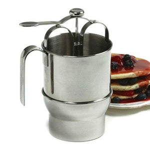 Norpro Stainless Steel Jumbo Pancake Dispenser