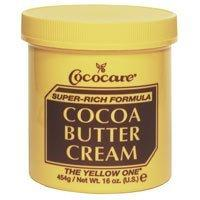Cococare Cocoa Butter Super Rich Cream, 4 Ounce