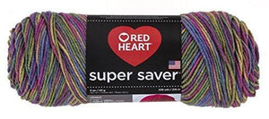 Red Heart E300.0315 Super Saver Economy Yarn, Artist