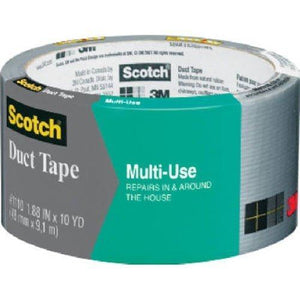3M Scotch 1110-C Multi Use Duct Tape, 10-Yards