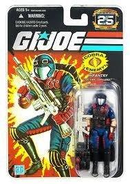 Hasbro G.I. Joe 25Th Anniversary Single Pack: Cobra Viper