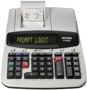 Victor Technology PL8000 Thermal Printing Calculator