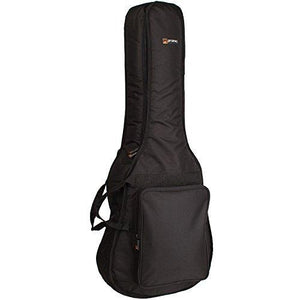 Protec 1/2 Dreadnought Guitar Gig Bag - Silver Series Model CF205E