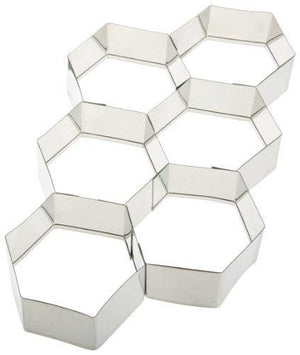 Ateco 5151 Stainless Steel Hexagon Cutter
