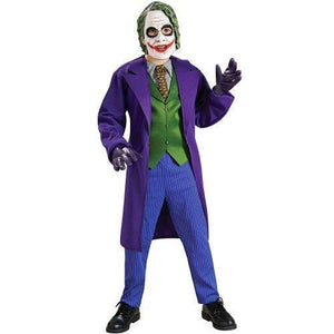 Rubies Batman The Dark Knight Deluxe The Joker Costume, Child'S Small