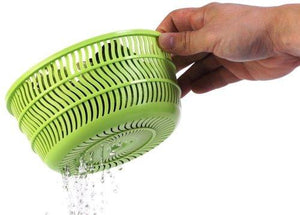 Progressive International Sall-6 Salad Spinner With Handle - 2.5 Quart