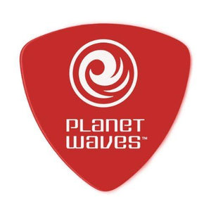 Planet Waves Duralin Guitar Picks, Super Light, 10 Pack, Wide Shape