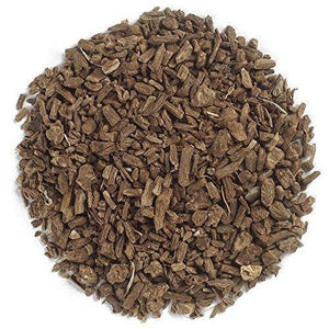 Frontier Co-Op Organic Valerian Root, Cut & Sifted, 1 Pound Bulk Bag