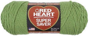 Red Heart E300.0624 Super Saver Economy Yarn, Tea Leaf