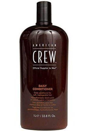 American Crew Daily Conditioner - 33.8 Ounce