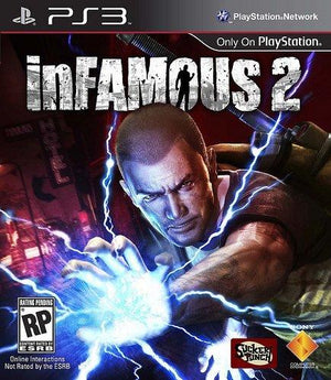 Sony Infamous 2 - Playstation 3