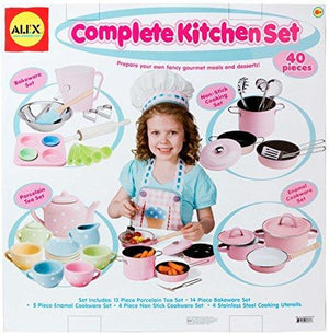 Alex Toys - Pretend N Play Complete Kitchen Set