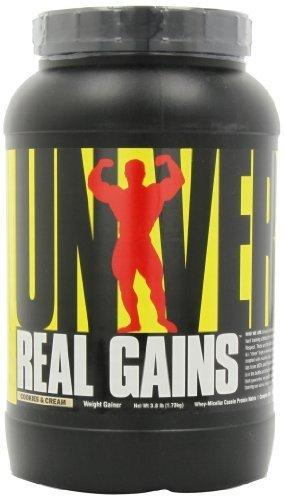 Universal Nutrition Real Gains Cookies & Cream 3.8-Pounds