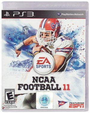 Electronic Arts Ncaa Football 11 - Playstation 3
