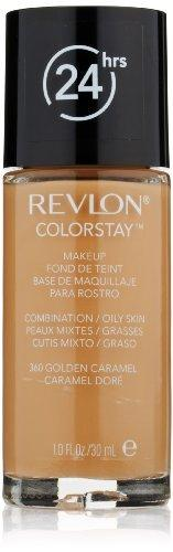 Revlon Colorstay Liquid Makeup For Combination/Oily, Golden Caramel