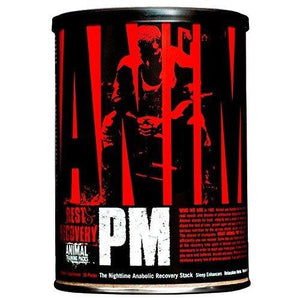 Universal Nutrition Animal Pm The Nighttime Anabolic Recovery Stack Supplement,30 Packs