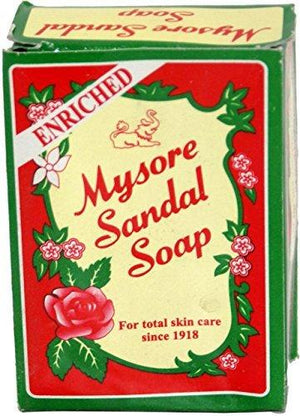 Mysore Sandal Soaps Pack Of 10 - 75 Gr. Bars