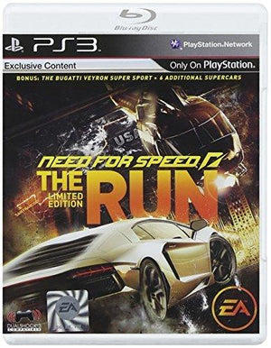 Electronic Arts Need For Speed: The Run - Playstation 3