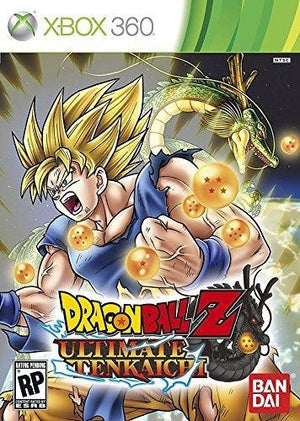 Bandai Dragon Ball Z: Ultimate Tenkaichi Xbox 360