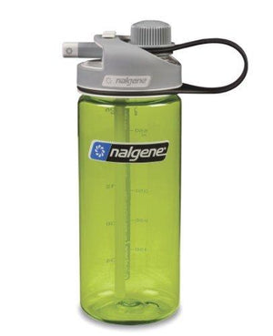 Nalgene 20-Ounce Multidrink Water Bottle, Green