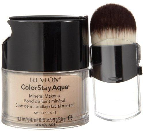 Revlon Colorstay Aqua Mineral Makeup, Light Medium/Medium, 0.35 Ounce