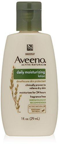 Aveeno Active Naturals Daily Moisturizing Lotion 1 Oz (Pack Of 36)