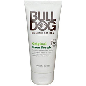 Bulldog Original Face Scrub 3.3 Oz
