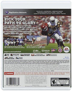 Electronic Arts Ncaa Football 12 - Playstation 3