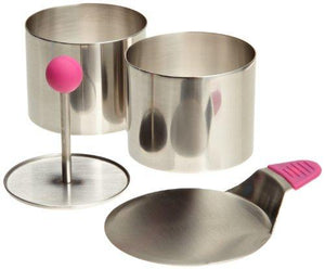 Ateco 4950 Food Rings Mold Set