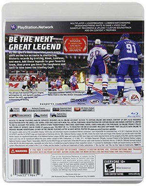 Electronic Arts Nhl 12 - Playstation 3