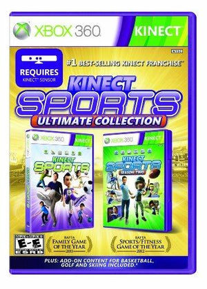 Microsoft Kinect Sports Ultimate Collection