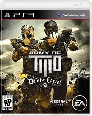 Electronic Arts Army Of Two The Devil'S Cartel - Playstation 3