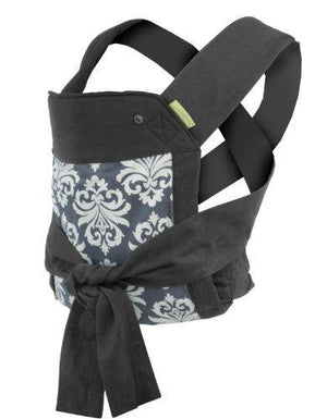 Infantino Sash Mei Tai Carrier- Black/Gray